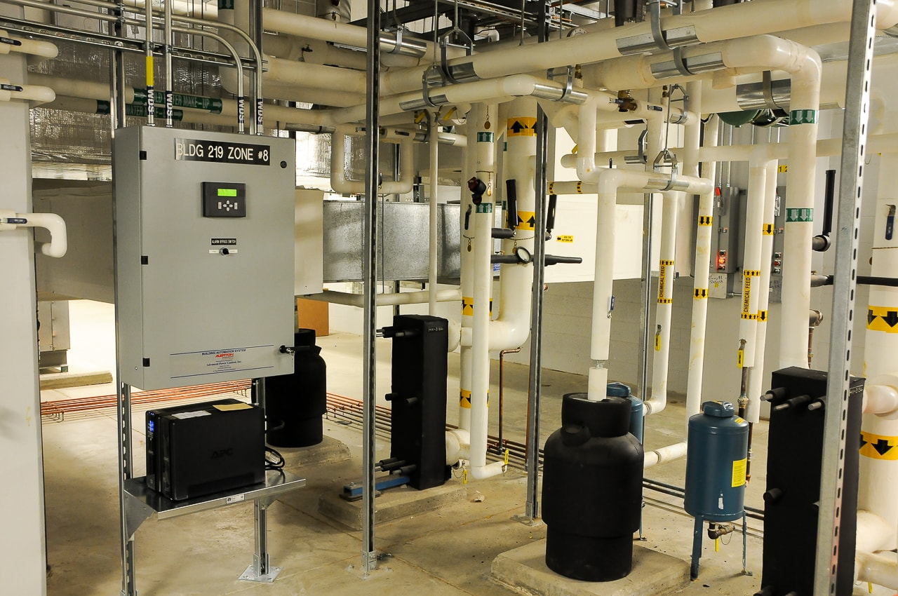 WATER DETECTION SYSTEM - NIST Lab BUILDINGS 245, 225, 226 image 6